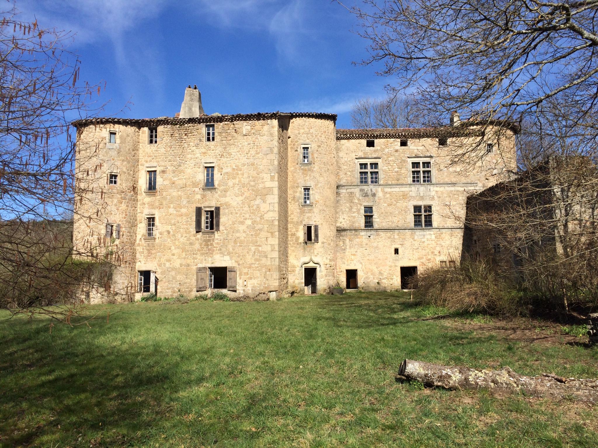 Château de Vaussèche